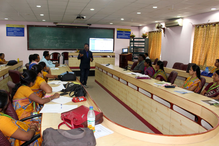 Workshop on 'Internet of Things (IoT)' organized by Dept of CSE from 27 Jun 2016 to 11 Jul 2016