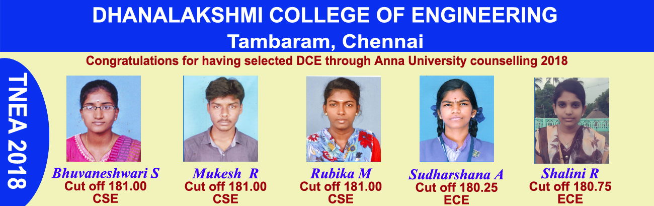 Top Engineering Colleges in Chennai, Best Engineering